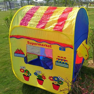 形的折叠儿童帐篷,型号为90192009